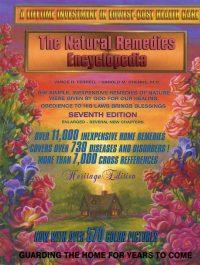 Natural Remedies Encyclopedia cover