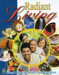 Radiant Living Magazine cover