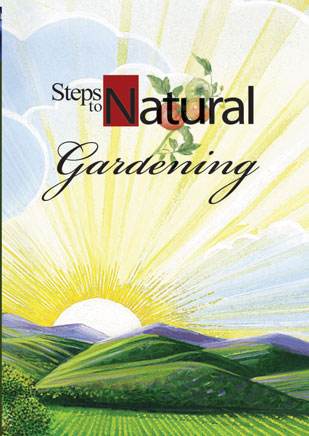 Steps to Natural Gardening front
