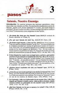 Sample Spanish Bible Study