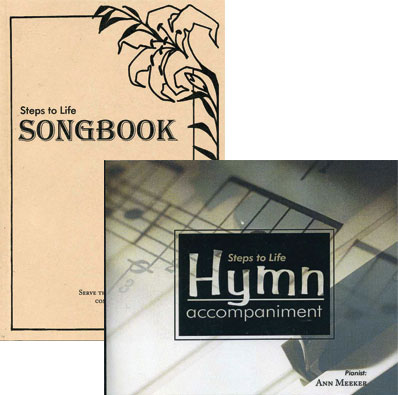 Steps to Life Songbook and Hymn CD