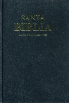 Santa Biblia - Nueva Reina Valera 2000