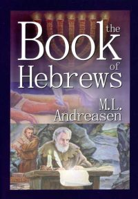 The Book of Hebrews cover