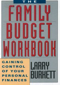 The Family Budget Workbook