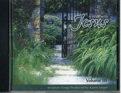 A Walk with Jesus, Volume 3 - CD