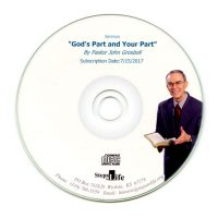 Steps to Life CD subscription