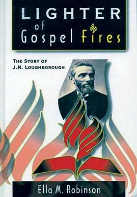 Lighter of Gospel Fires cover