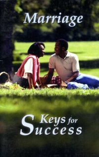 Marriage - Keys for Success