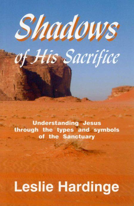 Shadows of His Sacrifice cover