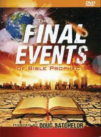 The Final Events of Bible Prophecy DVD Cover