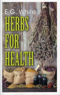 Herbs for Health cover