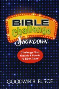 Bible Challenge Showdown Book cover