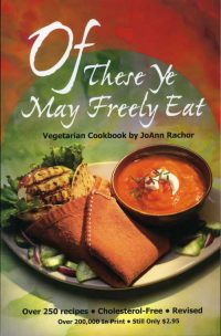 Of These Ye May Freely Eat Cookbook cover