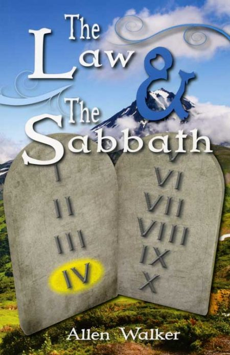 The Law and The Sabbath cover