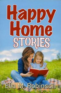 Happy Home Stories book cover