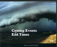 Coming Events of End Times cover set