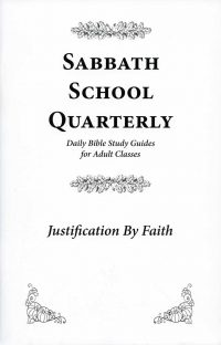 Sabbath School Quarterly cover