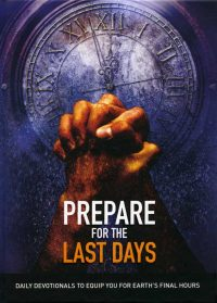 Prepare for the Last Days Devotional book cover
