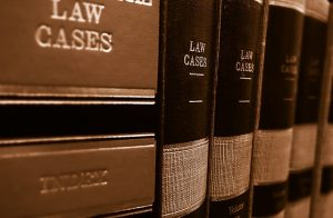 law cases books