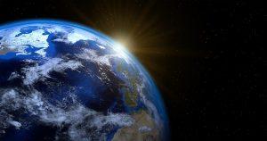 planet earth light