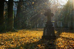 death tomb stone