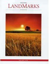 LandMarks cover August 2008