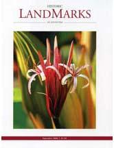 LandMarks cover September 2008
