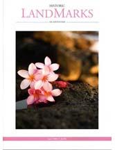 LandMarks June 2008 cover