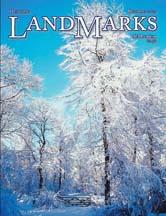LandMarks cover December 2007