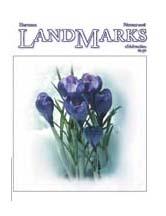 LandMarks February 2008 cover