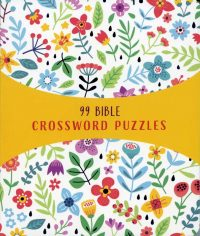 99 Bible Crossword puzzles cover