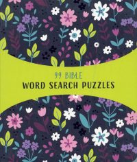 99 Bible Word Search puzzles cover