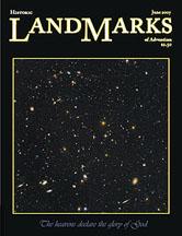 LandMarks June 2007 cover