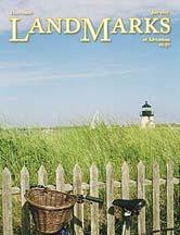 LandMarks July 2007 cover