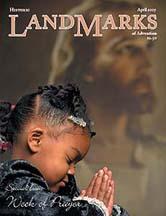 LandMarks cover April 2007