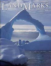LandMarks cover January 2007