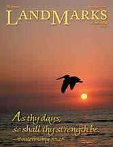 LandMarks February 2007 cover
