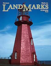 LandMarks cover March 2007