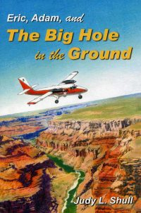 Cover Eric Adam and the Big Hole in the Ground
