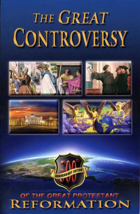 Great Controversy reformation edition cover