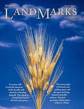 LandMarks cover October 2005