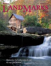 LandMarks cover October 2006