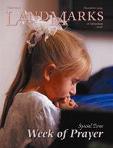LandMarks cover November 2005