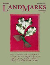 LandMarks cover December 2005