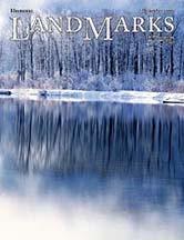 LandMarks cover December 2006