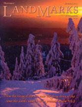 LandMarks cover January 2004