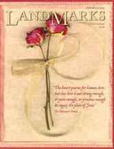LandMarks cover February 2006