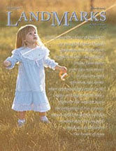 LandMarks cover March 2005