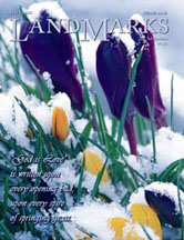LandMarks cover March 2006