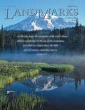 LandMarks cover April 2005